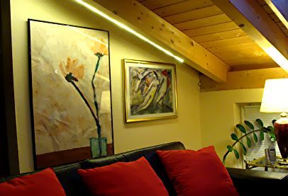 led lichtleiste 230v led leisten 12 volt dimmbar rgb band. Black Bedroom Furniture Sets. Home Design Ideas